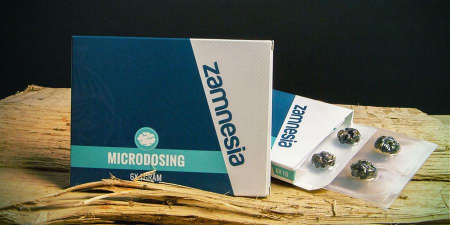 Microdoser Les Champignons