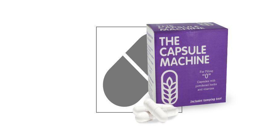 Machine Pour Capsules