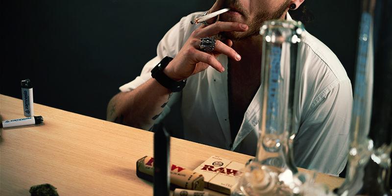 Une Taffe De Cannabis