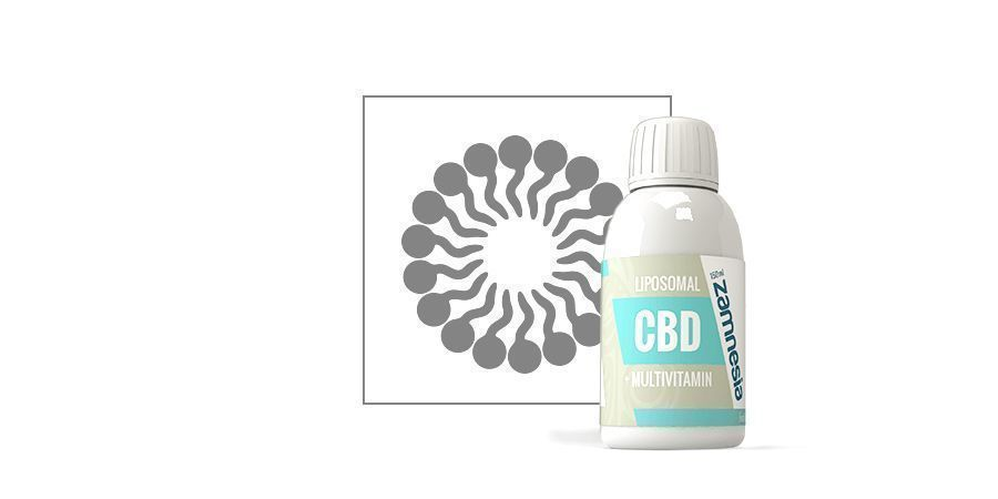 Multivitamines Liposomales + CBD