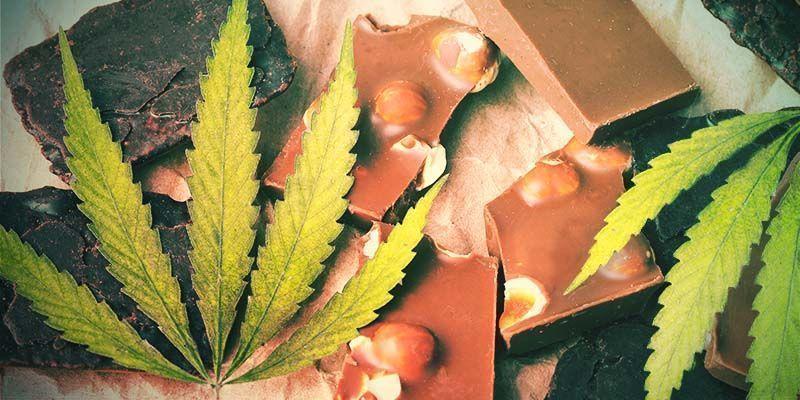 Produits Comestibles Au Cannabis: Difficile D'obtenir La Bonne Puissance