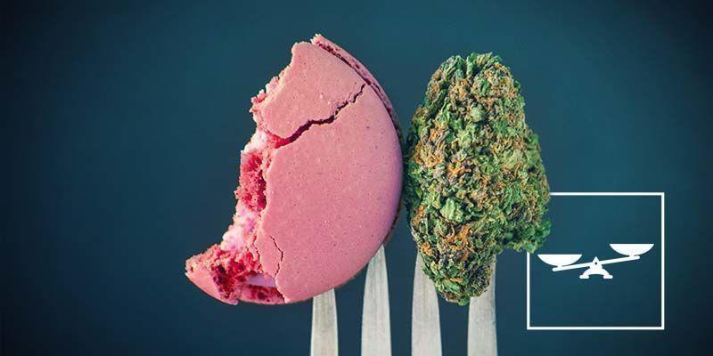 Produits Comestibles Au Cannabis: Plus Difficile De Suivre La Consommation