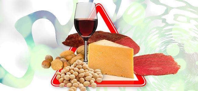 Les Aliments À Éviter IMAOs