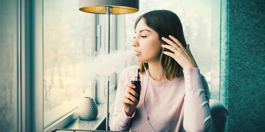 Utilisez Un Vaporisateur Au Lieu De Fumer