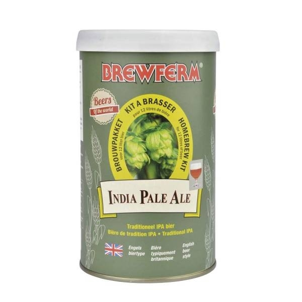 Le Kit à Bière Brewferm IPA (12l)