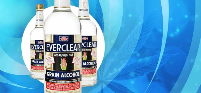 Teintures De Cannabis Everclear