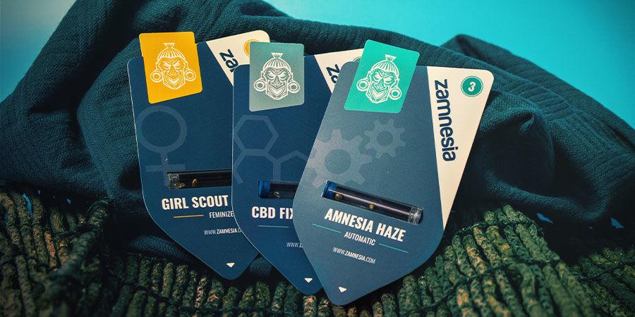 Graines De Cannabis Zamnesia