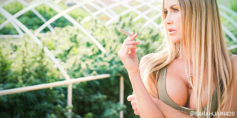 Top Influenceuses Du Cannabis Sur Instagram: @sarahjain420