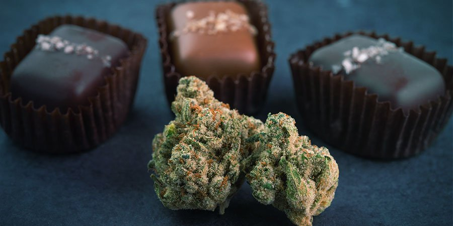 Manger Du Cannabis Thérapeutique - Comestibles