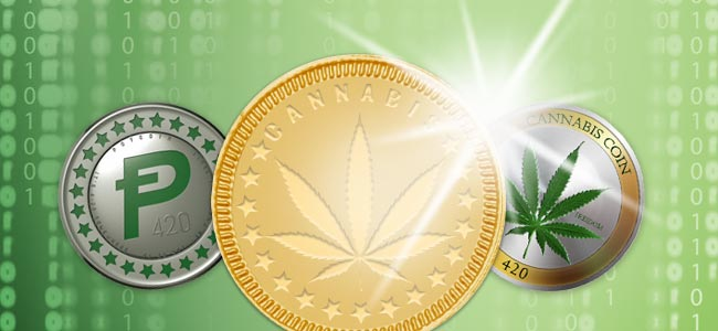 La Crypto Monnaie De La Culture Cannabique ?