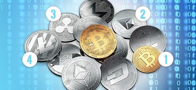 Les Crypto Monnaies Les Plus Populaires