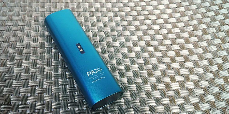 Vaporisateur Pax 3