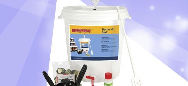 Starter Kit Brewferm Basique