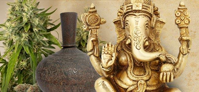 Medical Cannabis In Hindu History