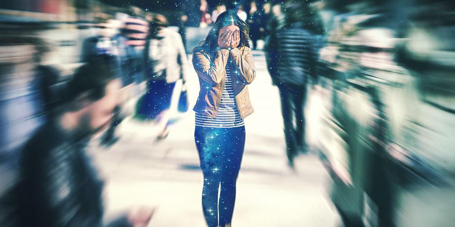 Le Cbd, Peut Réduire Le Stress, L'anxiété Et La Dépression