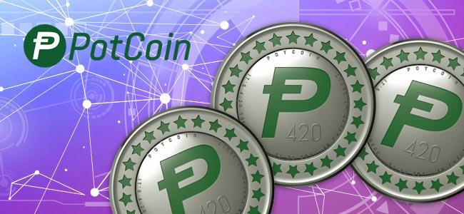 Payer Avec PotCoin