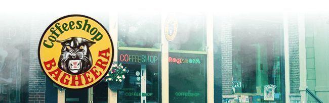 Coffeeshop Bagheera