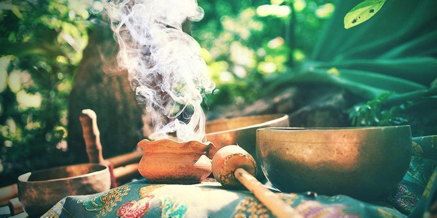 La Consommation D'ayahuasca Est Une Pratique Ancestrale