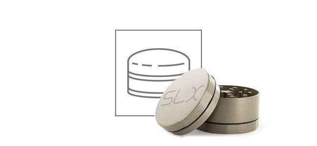 SLX 2.0 Grinder Non collant