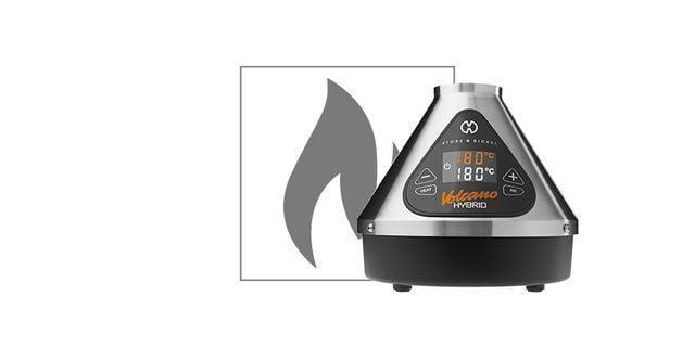 VOLCANO Hybrid vaporisateur