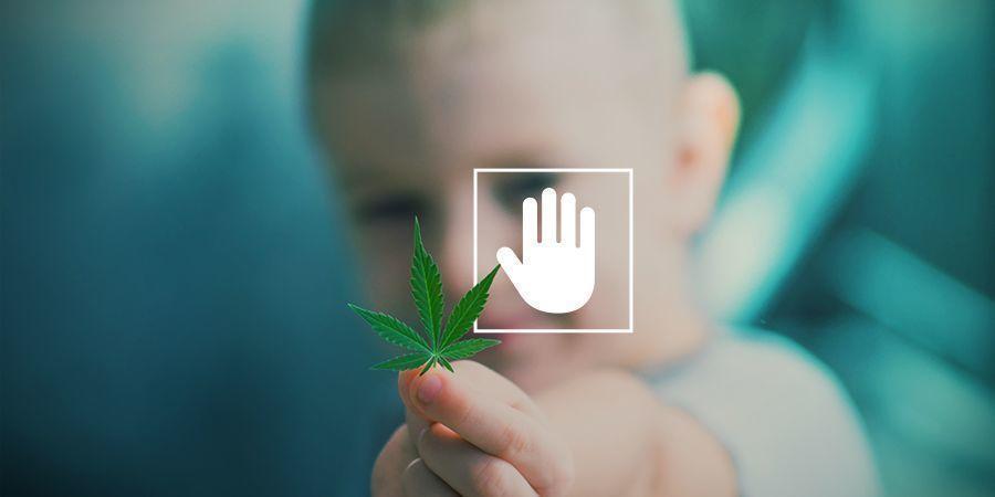 ne consommez jamais de cannabis devant vos enfants