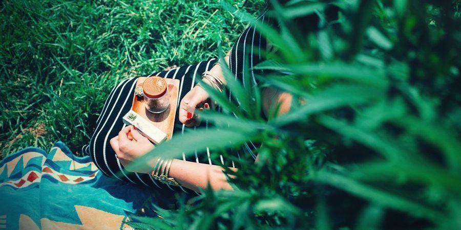 consommer de l'herbe de façon responsable et modérée
