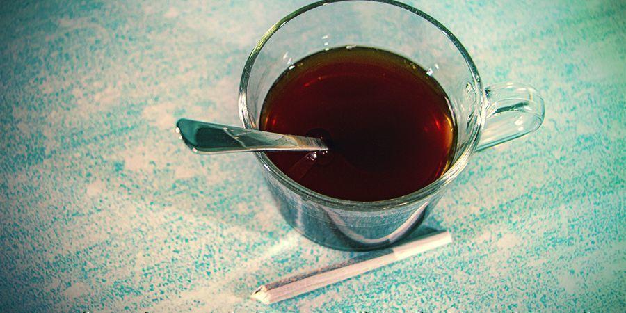 Le Thé Noir
