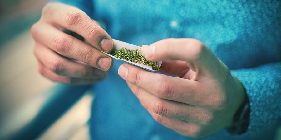 Le Cannabis, Ce N'Est Pas Juste Pour Planer