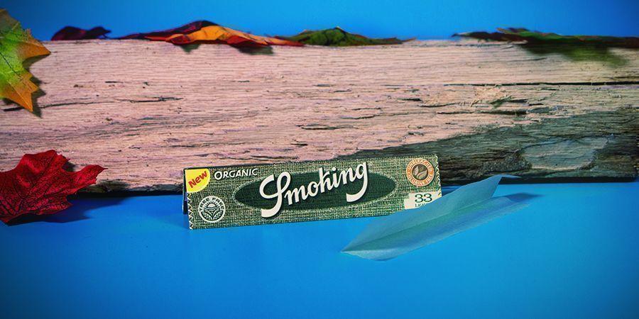 Feuilles À Rouler Smoking Organic King Size