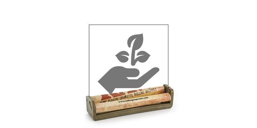 Rouleau Mixte RAW Ecoplastic