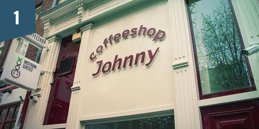 Coffeeshop Johnny Amsterdam - Meilleurs Produits CBD