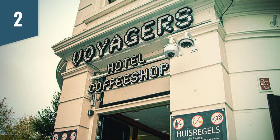 Voyagers Coffeeshop Amsterdam - Meilleurs Produits CBD