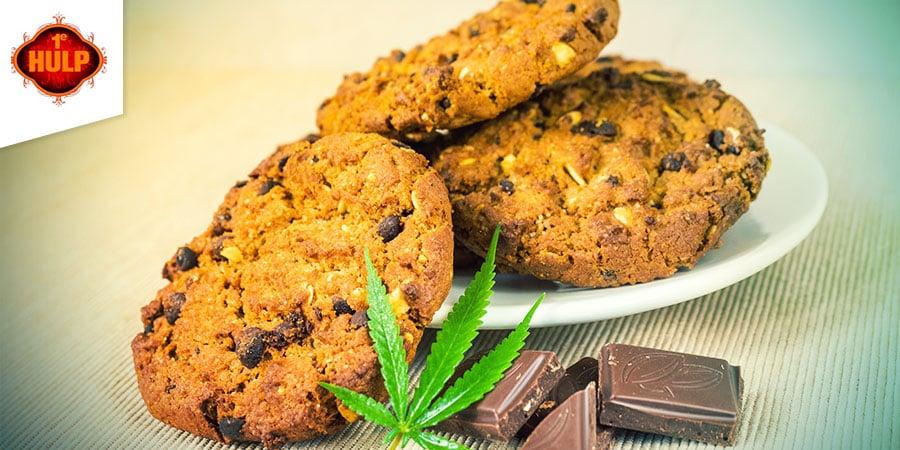 Coffeeshop 1e Hulp Amsterdam - Comestibles Au Cannabis