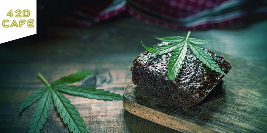 420 Cafe Coffeeshop Amsterdam - Comestibles Au Cannabis