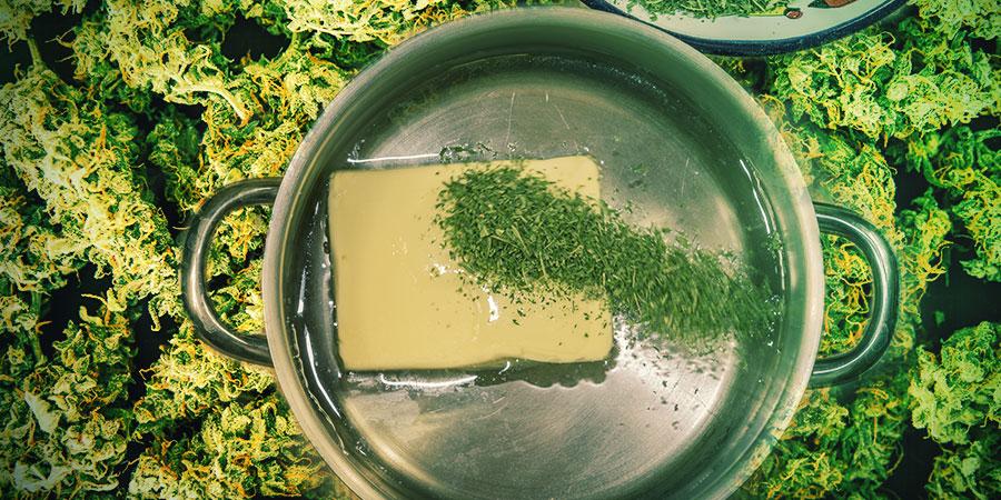 Faire Ses Propres Comestibles Infusés Au Cannabis