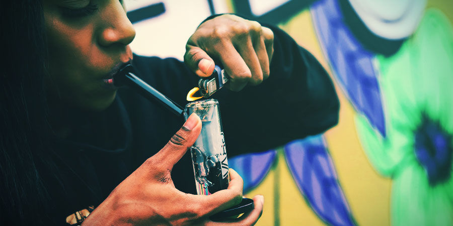 Cannabis Bubbler