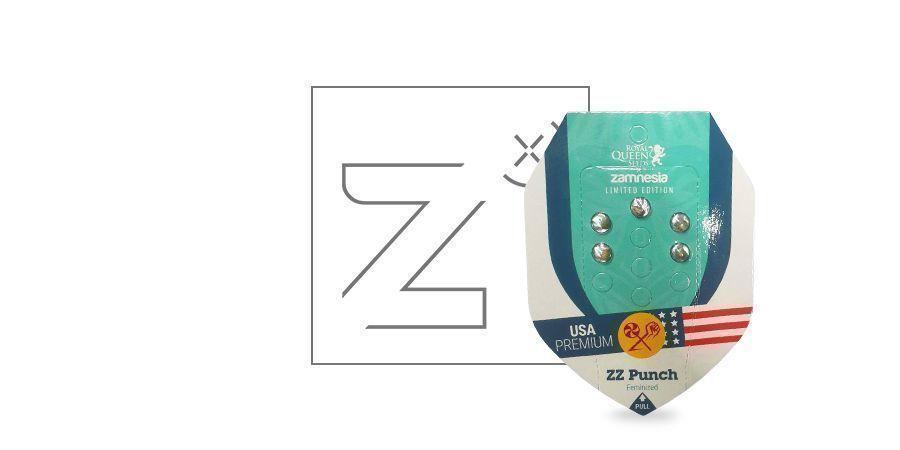 ZZ Punch (Royal Queen Seeds x Zamnesia)
