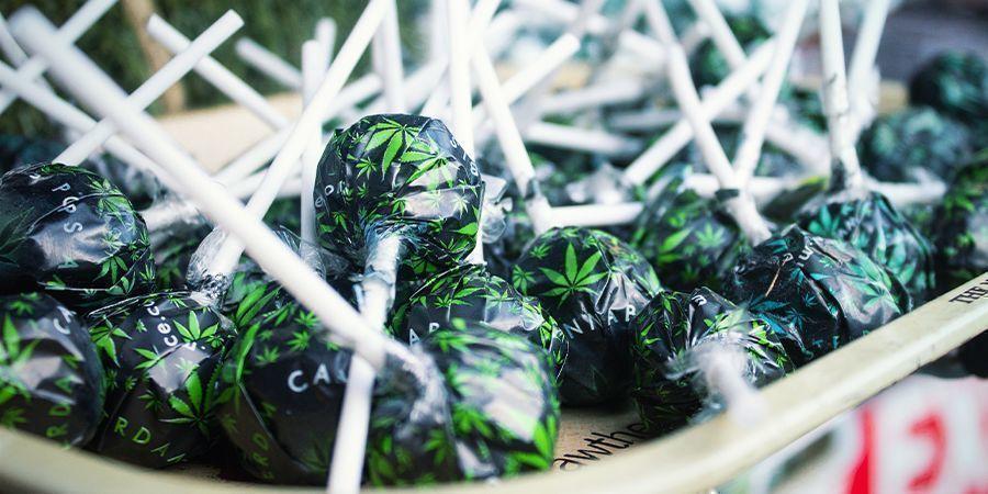 Les sucettes à l'herbe : c'est quoi