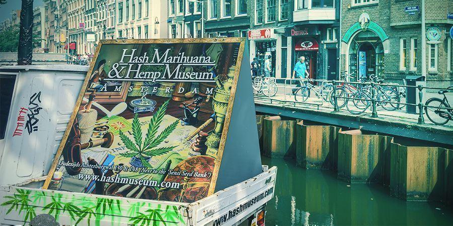 Musée Du Chanvre Amsterdam