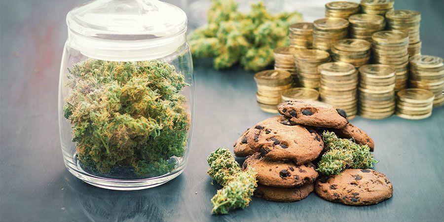 Dépenser Trop D'Argent Pour Acheter Du Cannabis