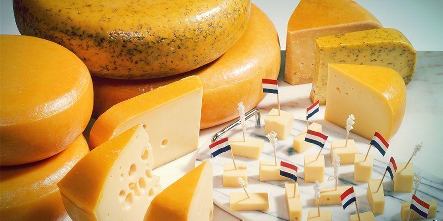 Encas pour stoner à Amsterdam : Fromage Hollandais