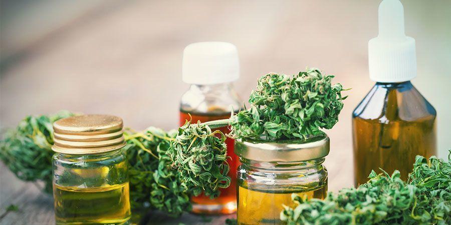 Combinaison Du CBN Avec D'autres Cannabinoïdes