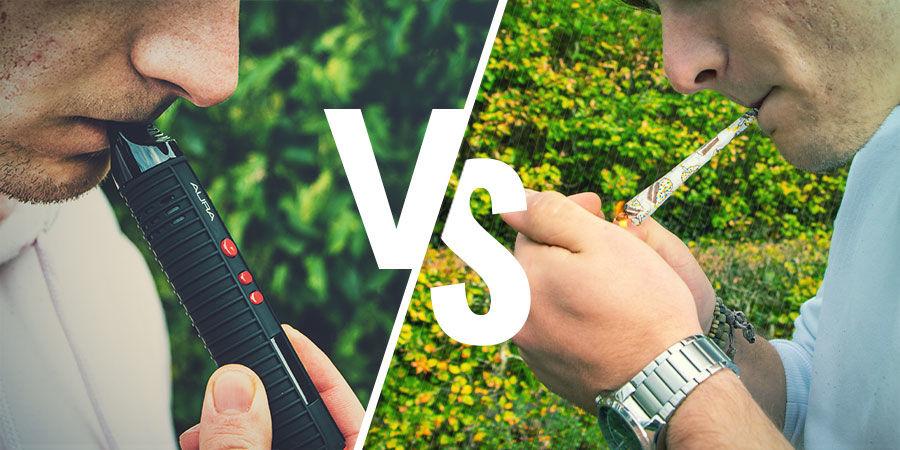 La Différence Entre Fumer Et Vaporiser
