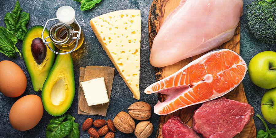Exemples d'Aliments du Régime Cétogène
