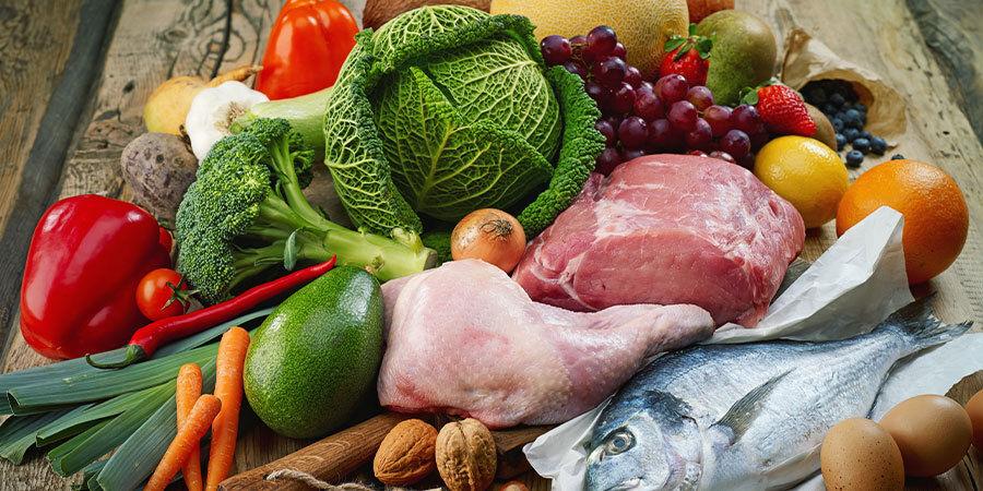 Exemples d'Aliments Paléo