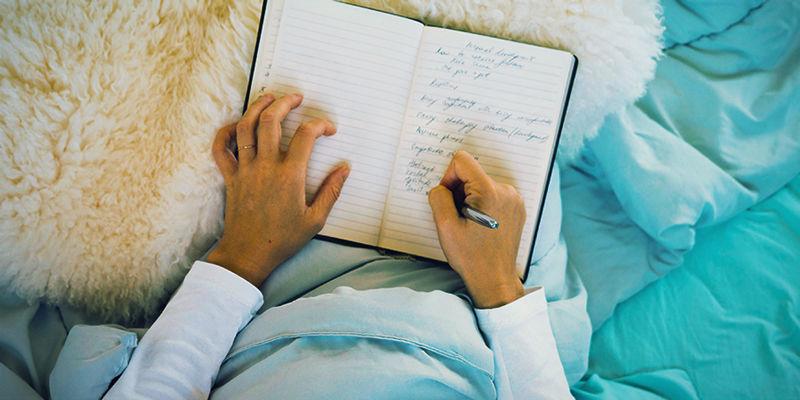 Comment Tenir Un Journal Des Rêves : Après Avoir Rêvé