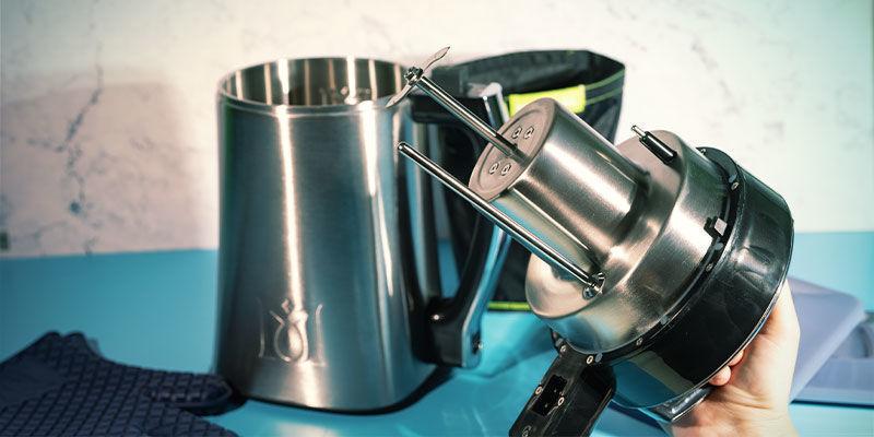 Extracteur Magicalbutter MB2e : Mixeur