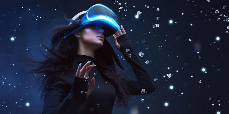Qu'Est-Ce Que la Réalité Virtuelle/VR?