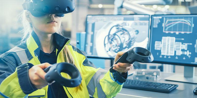 Applications Réalité Virtuelle