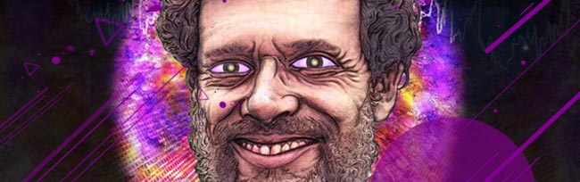 Écoutez Terence McKenna